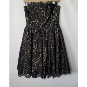 Robert Rodriguez Neiman Marcus Black Lace Dress, 4